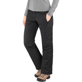 Maier Sports Ronka Pantalones de esquí Stretch mTex Mujer, negro